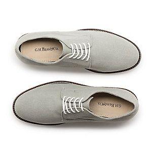 Mens Footwear | Oxfords & Bucs - Mens Oxford Shoes & Buck Shoes - G.H. Bass & Co.