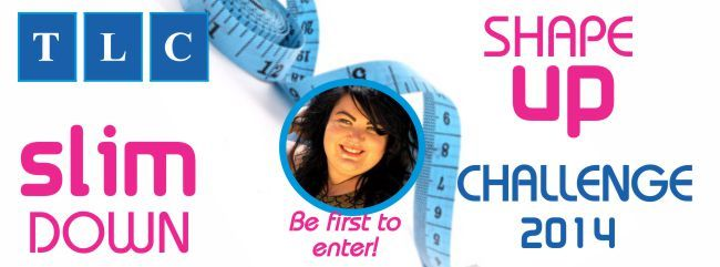 http://tlcforwellbeing.com/win-with-tlc-t-51.html Slim down & Shape up challenge 2014