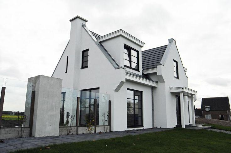 Satteldach Kundenhaus. Mehr dazu auf www.luxhaus.de