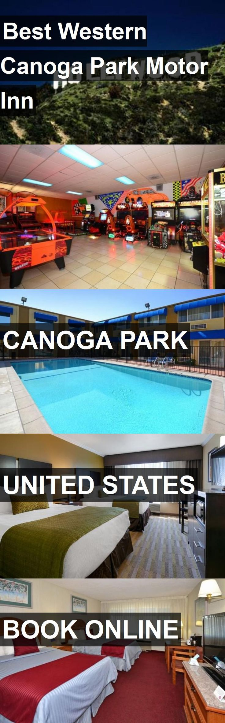 Hotel Best Western Canoga Park Motor Inn in Canoga Park, United States. For more information, photos, reviews and best prices please follow the link. #UnitedStates #CanogaPark #travel #vacation #hotel