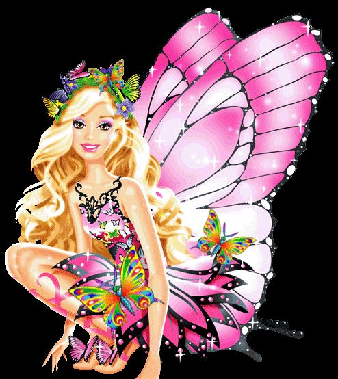 Barbie gif | Desenhos da Barbie » JA TE CONTO