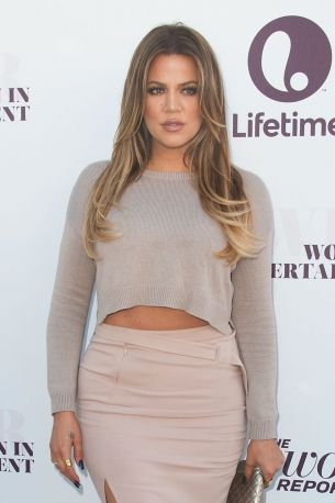 Khloé Kardashian says she and Lamar Odom are not getting back together