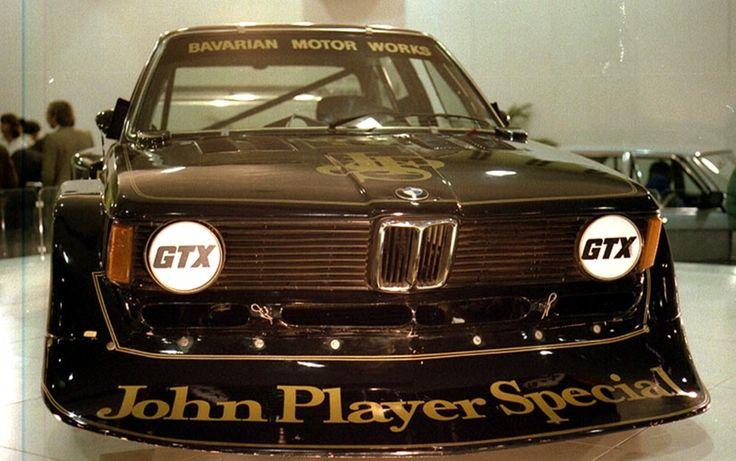 BMW 318 Turbo GTX John Player Special