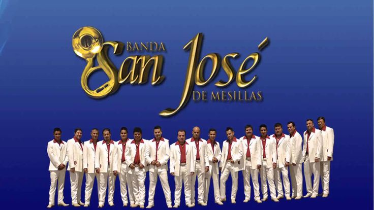Banda San Jose De Mesillas  Mix Sus Mjores Canciones