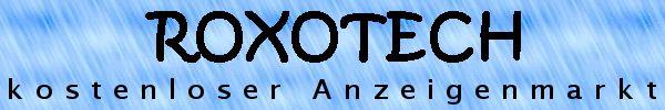 ROXOTECH - kostenlose Kleinanzeigen