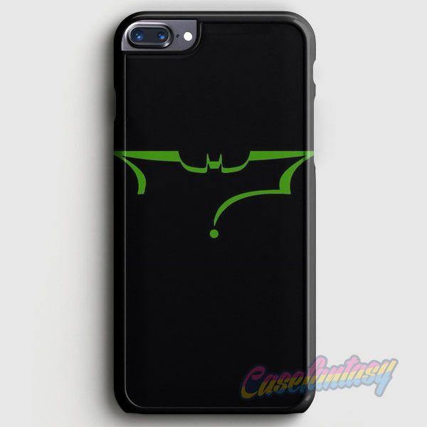 Batman Riddler iPhone 7 Plus Case   casefantasy