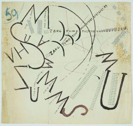 filippo tommaso marinetti paintings   Vive la France by Filippo Tommaso Marinetti : Modern Art : Sanjeev ...