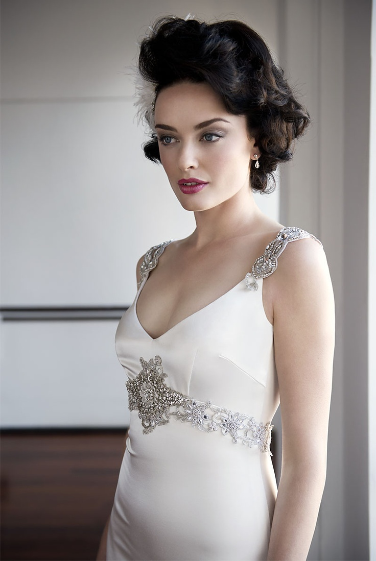 25 best Pearl Bridal Collection images on Pinterest | Short wedding ...