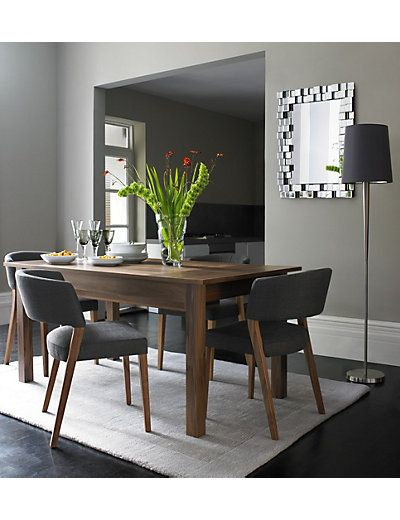 Vermont Walnut Dining Chairs | M&S