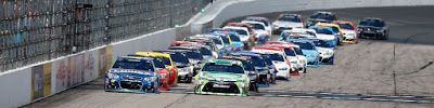 NASCAR Race Mom: Full #NASCAR Schedule for New Hampshire