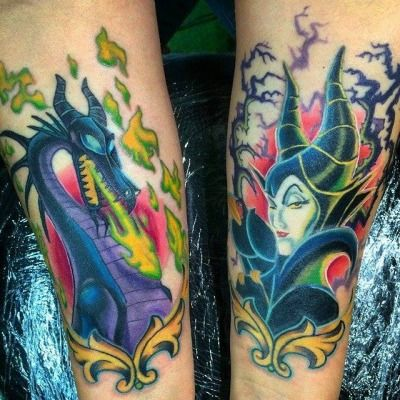 318 best images about tattoos disney on pinterest for Tattoo artist in fort lauderdale