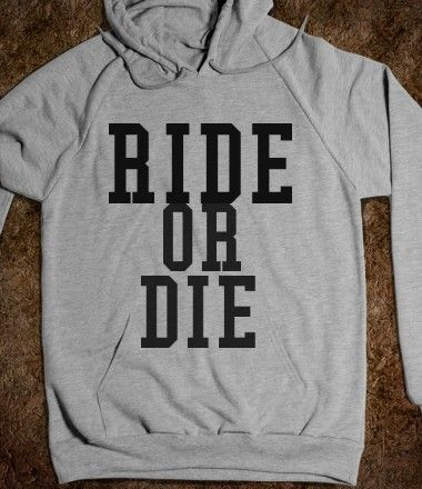 RIDE OR DIE for the motorcycle!!??? Dave!?