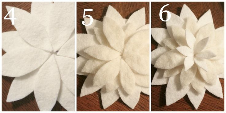 CHRISTMAS POINTSETTIA-instructions-4 to 6-stonegableblog.com