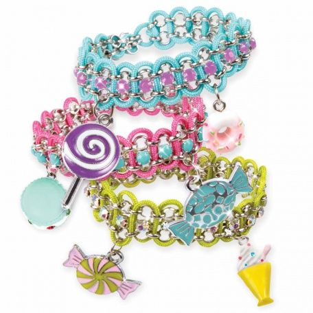 Candy Pop Sweet Chains Jewelry Making kit