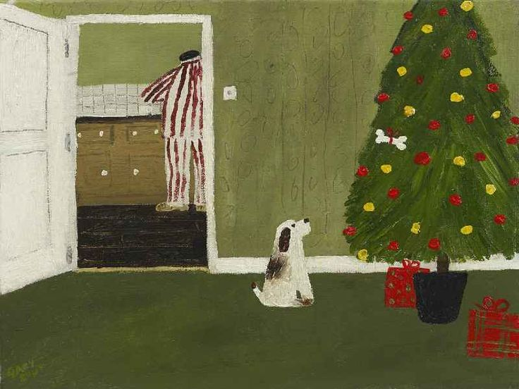 Gary Bunt | (10) The Christmas Bone