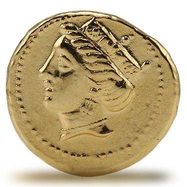 Collectors Ancient Clad Coin (400-350 B.C.) Auction