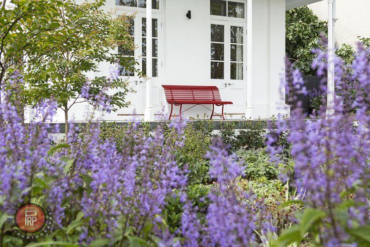 Kew garden designed by Lisa Ellis