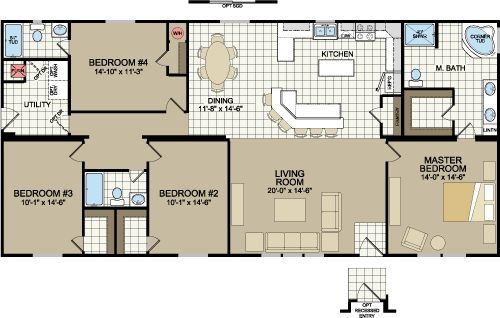 Ncis Building Floor Plan