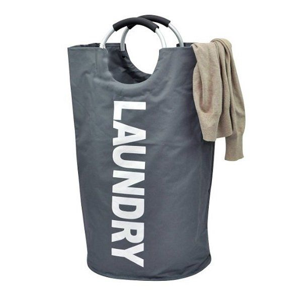 SaicleHome 72cm Large Capacity Laundry Storage Baskets Washing Hamper Basket Portable Tote Bag