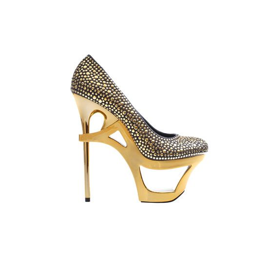 Privileged Shoes by J.C....