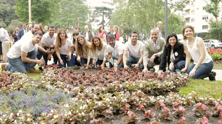 Barrancas de Belgrano: la ciudad recuperó un patrimonio urbanístico de una belleza singular - Noticias Positivas