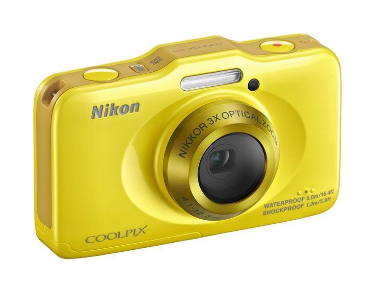 appareil photo enfant nikon s31