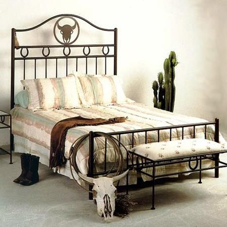 Black wrought iron cafe table and chairs frontier for Western style beds