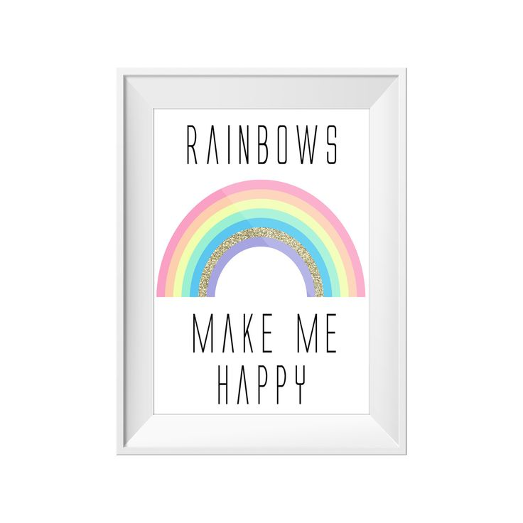 Little Boo-Teek - Toucan Prints | Designer Kids Decor | Baby Gifts Online | Rainbow Print