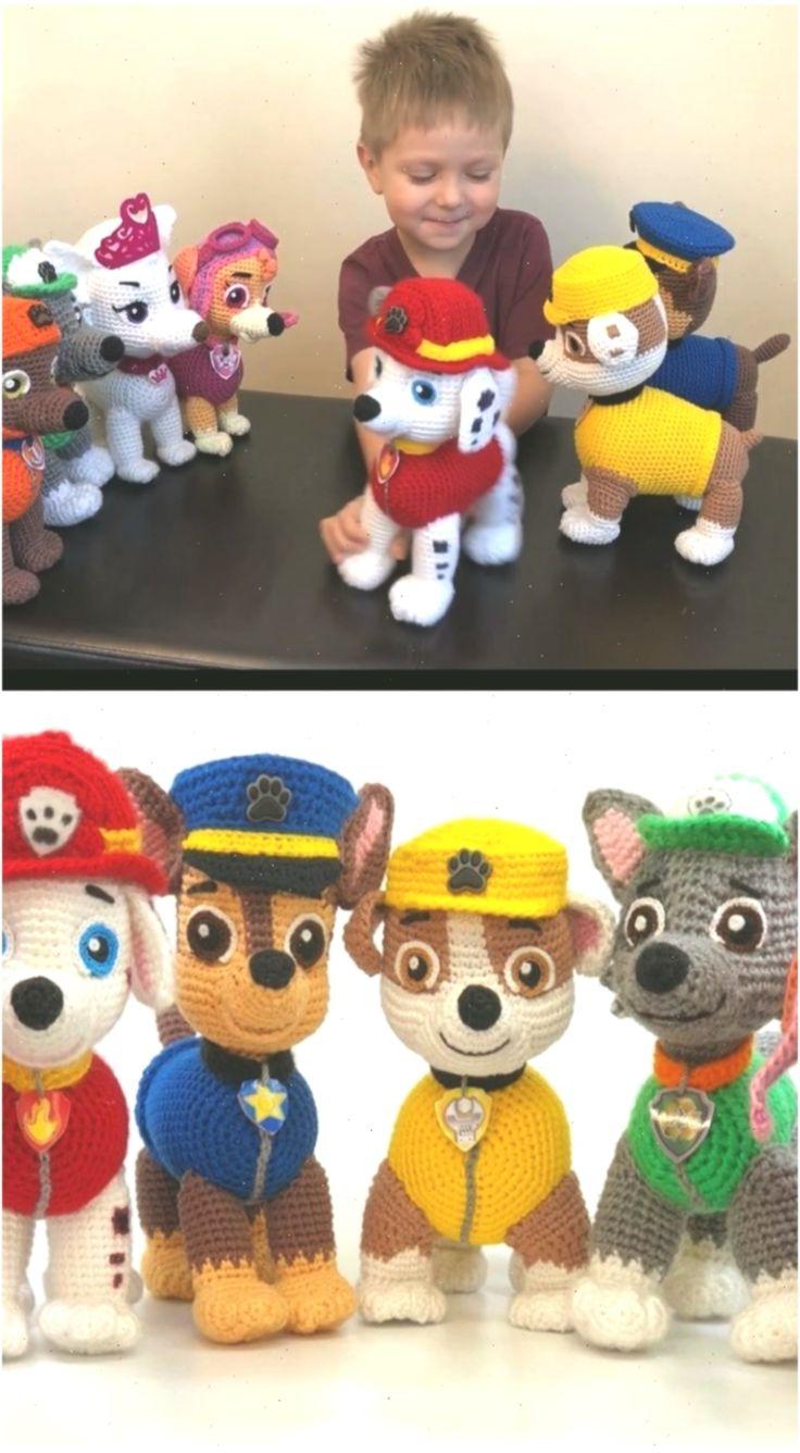 Paw Patrol Charaktere