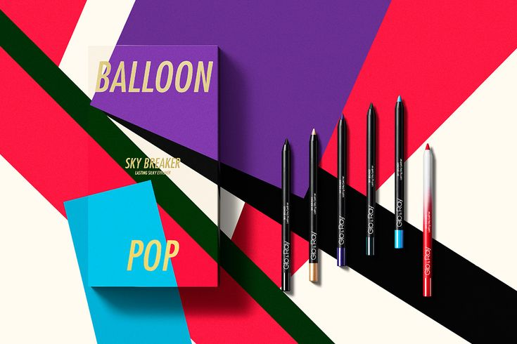 "查看此 @Behance 项目:""Glo&Ray Makeup Cosmetics/ Ballon Pop Sky Break Eyeliner""https://www.behance.net/gallery/34346609/Glo-Ray-Makeup-Cosmetics-Ballon-Pop-Sky-Break-Eyeliner"