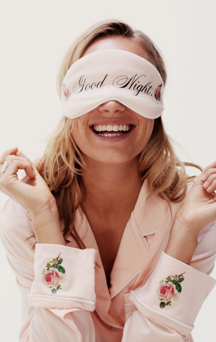 The Wildfox Intimates Goodnight Eyemask Wildfox Couture