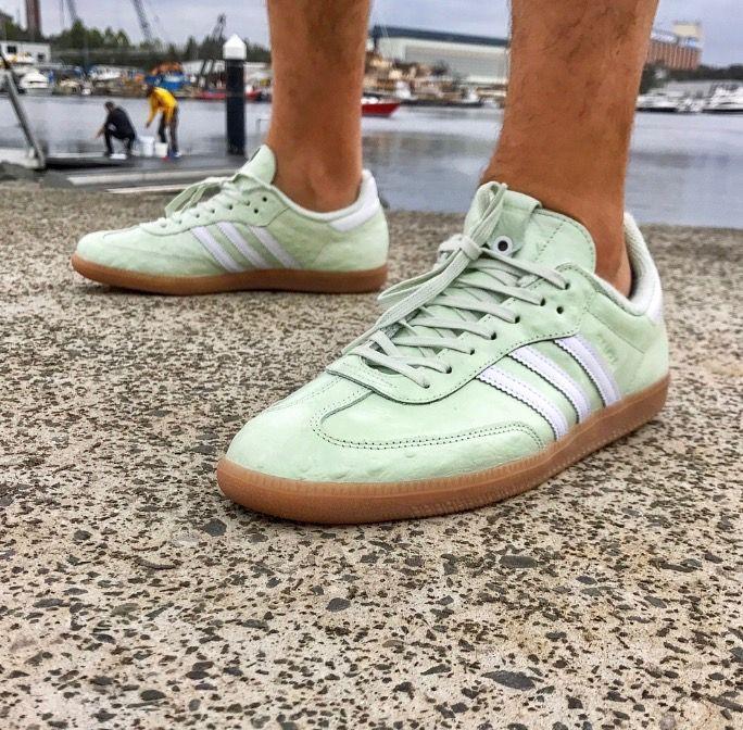 Pin on Sneakers: adidas Samba