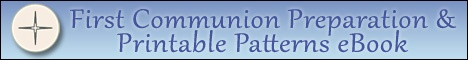 55 Examples of Catholic First Communion Banners