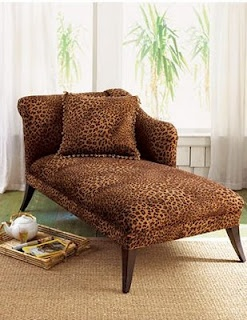 Miss Kitty-Cat goes to town: I'm cheating on fashion with furniture...