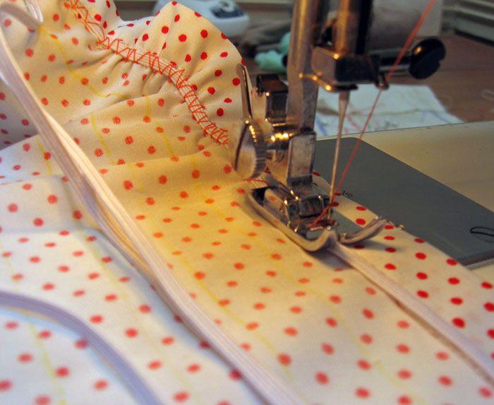 FREE ZigZag Shirring Tutorial & Toddler Dress Pattern.   Felicity Sewing Patterns