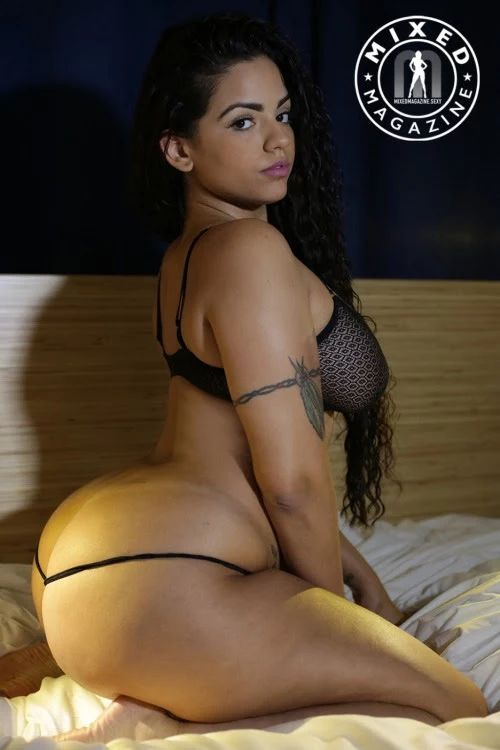 Big Latins booty with