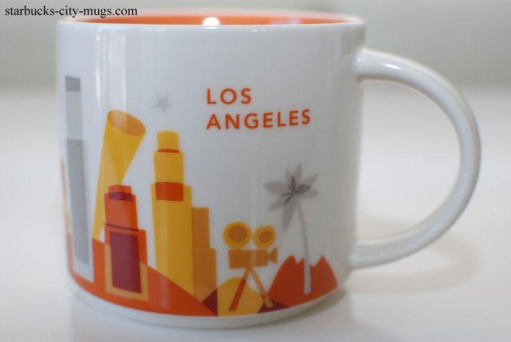 YOU ARE HERE SERIES   Starbucks City Mugs