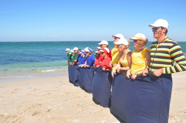 Adventure Works - Teambuilding in Cape Town, South Africa