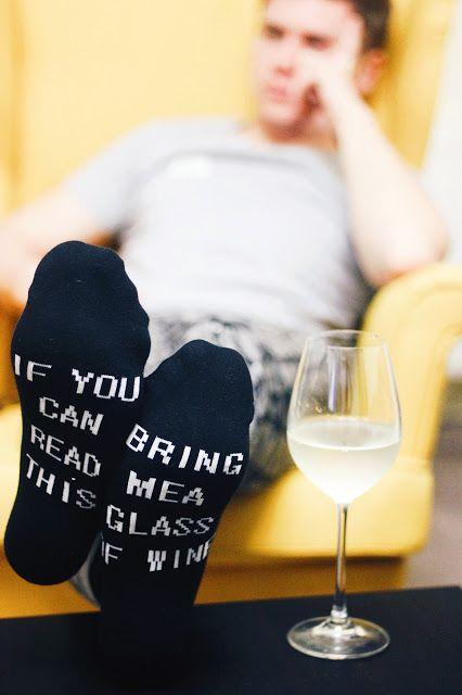 Winelover`s socks