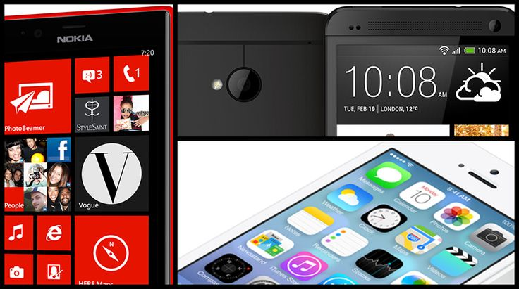 The 10 Best Smartphones !!!