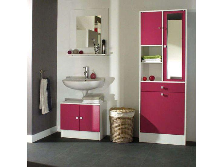 1000 id es sur le th me meuble sous lavabo sur pinterest lavabo salle de ba - Meuble prix discount ...