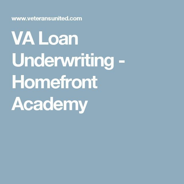 What Is Va Loan An Overview Of Va Home Loan 2019 Va Mortgage