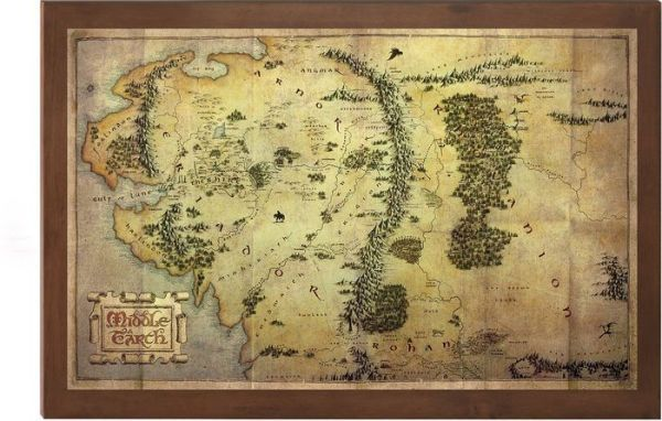 25 Best Middle Earth Map Ideas On Pinterest Middle
