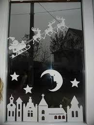 Výsledek obrázku pro výzdoba oken sněhulák