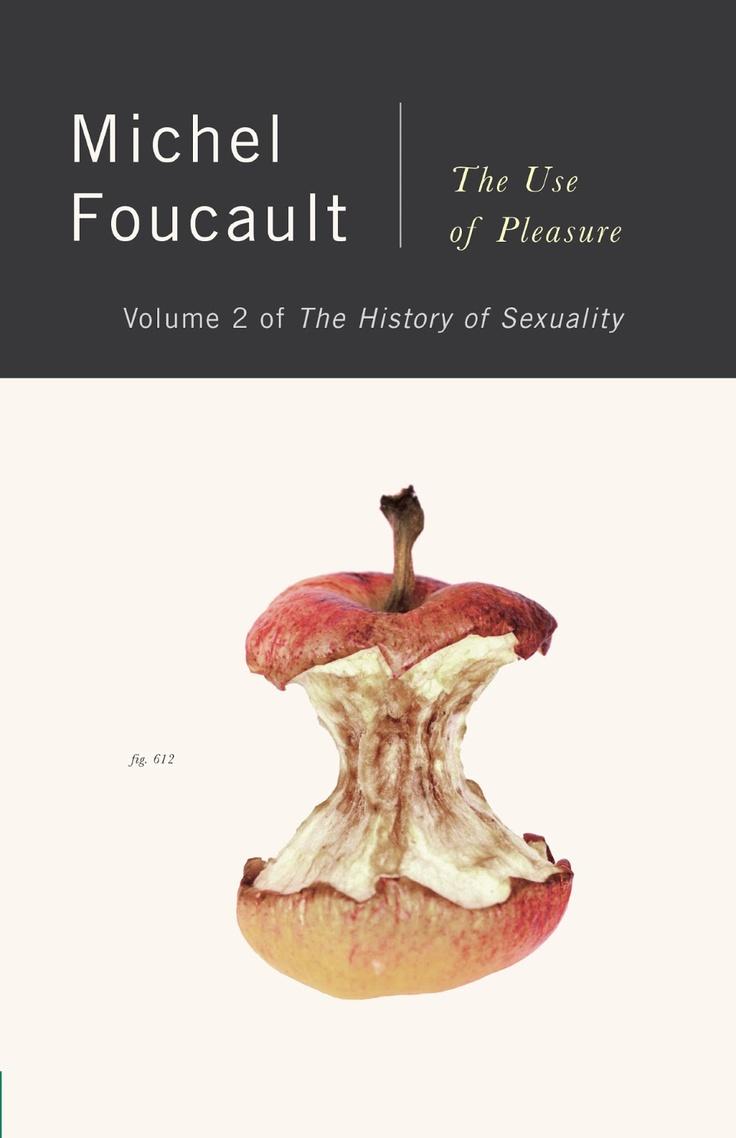 Design book covers online - The Use Of Pleasure Michel Foucault Design De Peter Mendelsund Book Cover