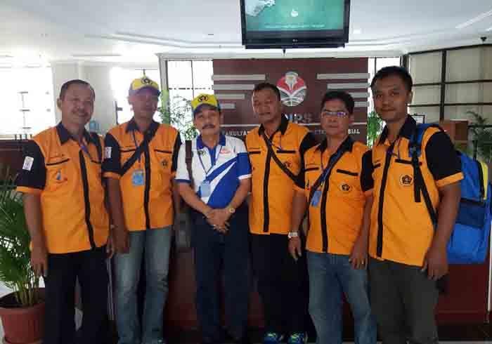 Porwanas XII, Tim Bridge Lampung Targetkan Dua Medali Emas