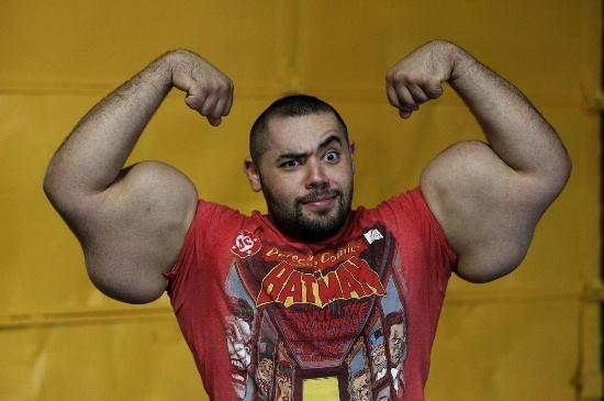 "Ismail, ""braccia di ferro"" - SPORTMEDIASET"