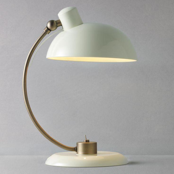 BuyJohn Lewis Penelope Task Lamp, Cream Online at johnlewis.com