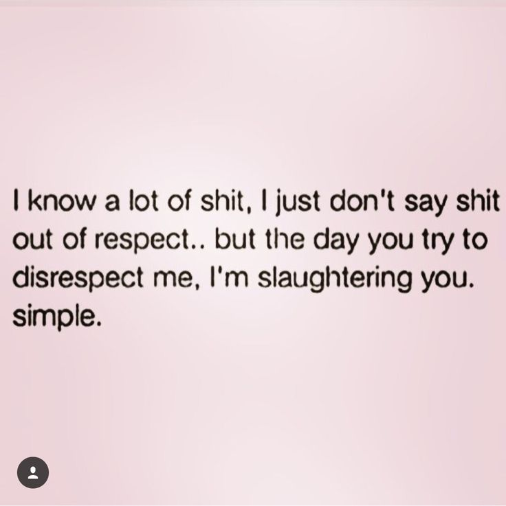 GIRL....you better understand this!!!!