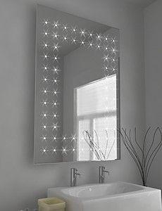 34 best led illuminated mirrors images on pinterest bathroom ambrose led mirror size x x mm with infra red sensor demister pad shaver socket standard led aloadofball Image collections